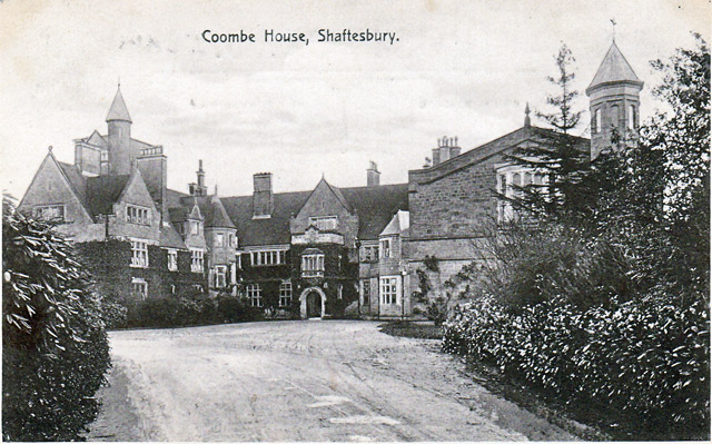 Coombe House, Shaftesbury