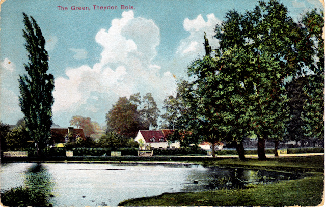 The Green, Theydon Bois